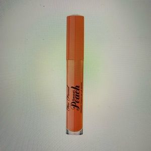 Too Faced Makeup - too faced creamy sweet peach oil lip gloss